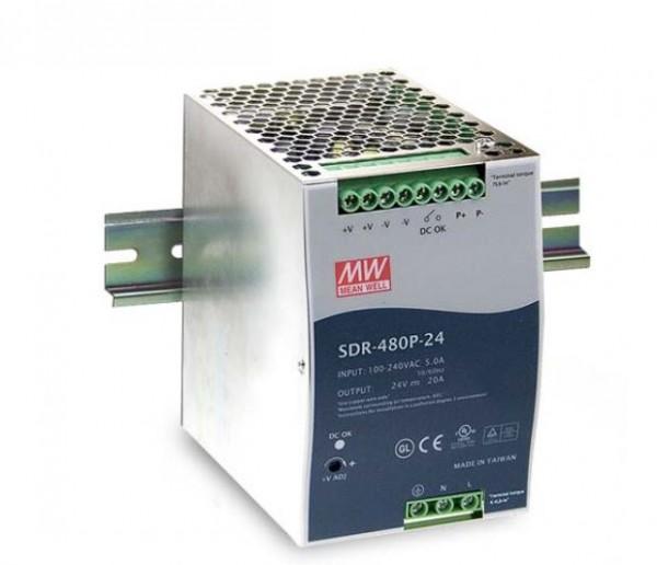 Synergy 21 Netzteil - 48V 480W Mean Well Hutschiene