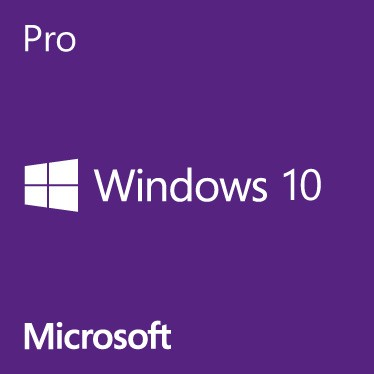 MS-SW Windows 10 Pro - 64-Bit * SB * englisch