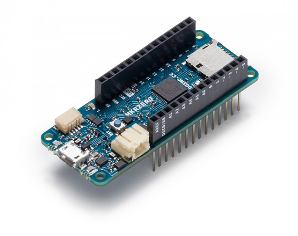 Arduino MKR ZERO (I2S BUS & SD FOR SOUND, MUSIC & DIGITAL AUDIO DATA)