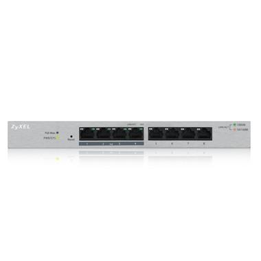 ZyXEL Switch Gigabit, PoE, smart managed, 8 Port, GS1200-8HPV2