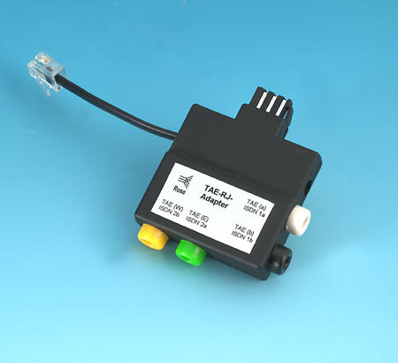 ROSE zub TAE-RJ-Adapter für PTS93i