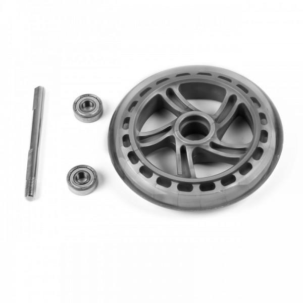 Makeblock-125mm PU Wheel (Driven Wheel Pack)