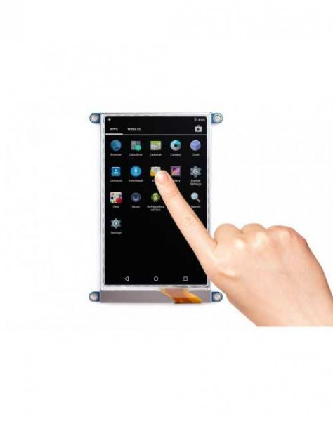 """FriendlyELEC 4.3"""" inch capacitive touch HD LCD(S430)"""