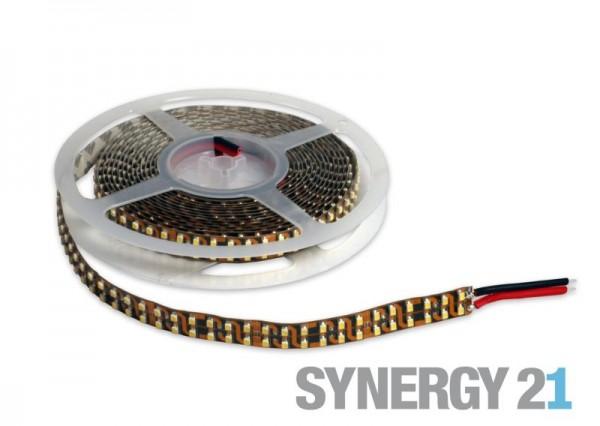 Synergy 21 LED Flex Strip warmweiß DC24V 96W IP20 zweireihig
