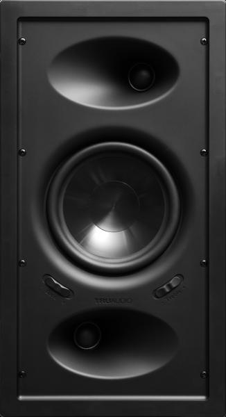 Soundvision TruAudio Ghost HT Series 2-Wege Einbau Bi-Pole Surround Lautsprecher / GHT-SUR-P