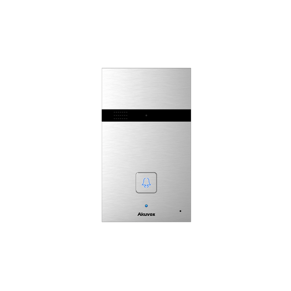 Akuvox TFE R23P IP Door SIP Intercom with one Button (Audio) *On-Wall*