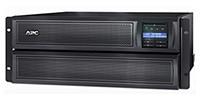 "APC USV Smart, X, 3000VA, 6, 2min., ext.Runtime, 19""/Tower, 4HE, LCD, mit Netzwerkkarte"