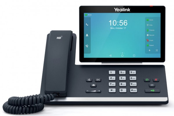 Yealink SIP T5 Series T58A Android based rev. 2