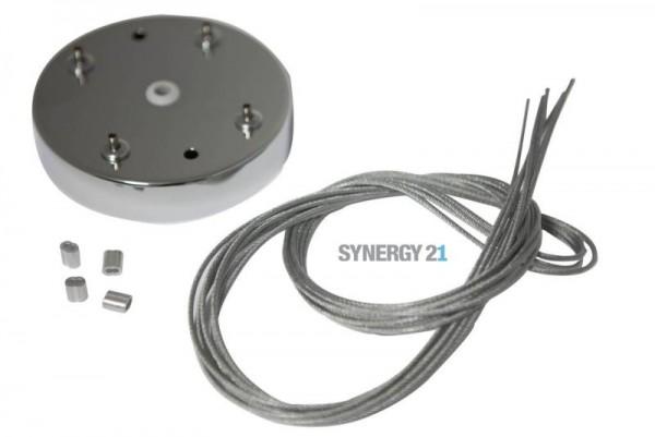 Synergy 21 LED light panel zub Montage Kit Pendelsatz Rund