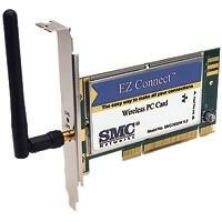 SMC Wireless 11Mbit PCI Card wahlweise 64-/128-Bit
