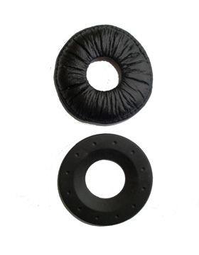 Jabra 2100 / 9120 zub. Kunstleder-Ohrpolster
