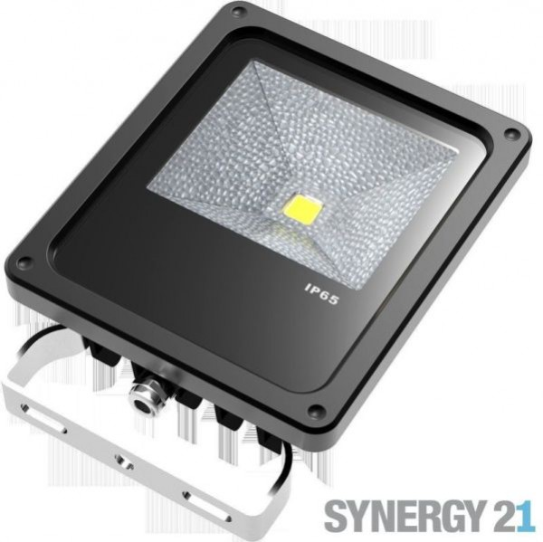 Synergy 21 LED Spot Outdoor IR-Strahler 30W IR SECURITY LINE Infrarot mit 850nm