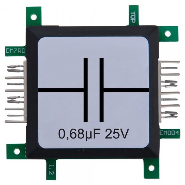 ALLNET Brick'R'knowledge Kondensator 0,68µF 25V