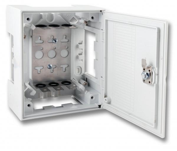 LSA+ TK Verteilerkasten, Box I, für 30DA, Montagewanne, mit S