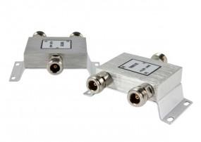 ALLNET Antennen-Splitter 2, 4 GHz 2-fach N-Type