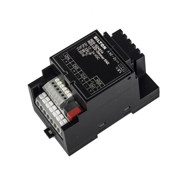 BILTON Controller REG KNX12-24VDC 330W IP20 4Kanal 3,5A/Kanal