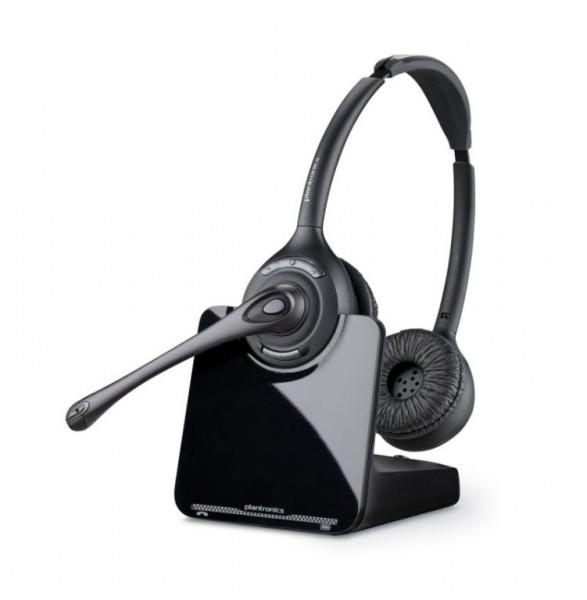 Plantronics DECT Headset CS520 + EHS-Adapter APA-23 (Alcatel)