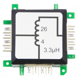 ALLNET Brick'R'knowledge Empfangsspule 3.3µH 26+4