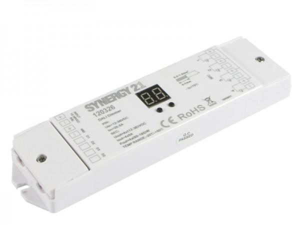Synergy 21 LED Controller EOS 07 DALI slave 1~4/4 high power