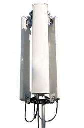 ALLNET Antenne 2, 4 GHz 20dBi Sectorial 360° (3x120°) outdoor N-Type L-com