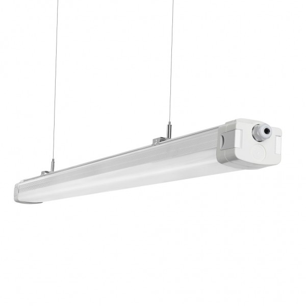 Synergy 21 LED Tri-proof Light 150cm tri-color milky