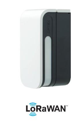 LoRa XTERCONNECT LoRAWAN Outdoor Motion Sensor (Bewegungsmelder) bis zu 12 Meter. Anti-Masking
