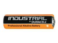 Batterien Mignon AA 1,5V *Duracell* Industrial - 10er Pack