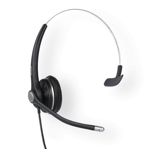 SNOM Headset-Monaural Kopfbügel, A100M für 3x0/D3x5/7x0/D7x5