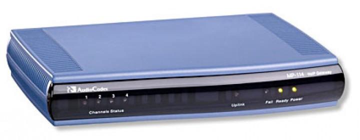 audiocodes mediapack 114 умолчанию ip: