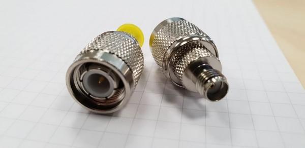 ALLNET Antennen-Adapter TNC-Male -> SMA-Female