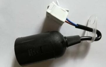 Synergy 21 LED Adapter / Fassung für LED-Leuchtmittel E27 *Baustellenfassung*