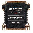 Patton 222 RS232 TO 422 CONV, DB9M, STR RLF