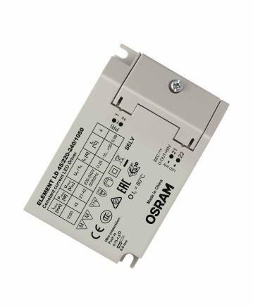 Osram Netzteil - CC Driver 1050mA, 21~42V Element