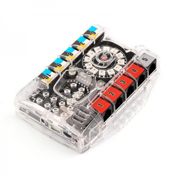 """Makeblock Board """"Me Auriga V1"""" / Wie Orion Board mit Sensoren, LEDs & Modifikationen"""