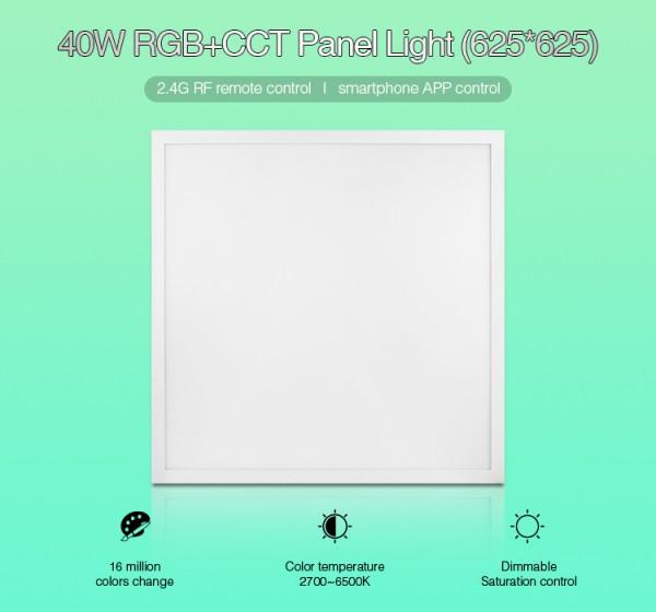 Synergy 21 LED light panel 620*620 RGB-WW (RGB-CCT) Milight/Miboxer