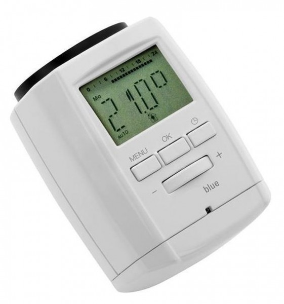 Synergy 21 Thermostat SynMatic blue