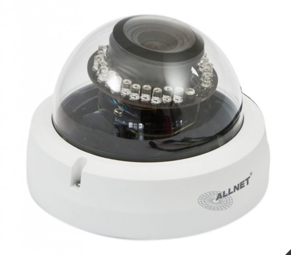 ALLNET ALL2295v2_PoE+ / IP-Cam MP Outdoor Fix-Dome FULL HD