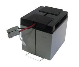 Akku OEM RBC7-MM, f.BP/SUVS1400I/SU1400INET/SUA1500i/700XLINET/1000XLINET/SMT1500I, Akkus mit Kabel,