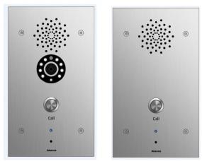 Akuvox IP Door Vandal resistant SIP call station (with video)