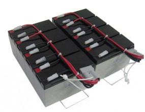 Akku OEM RBC12-MM, f.SU2200RMI3U/3000RMI3U/, Akkus mit Kabel,