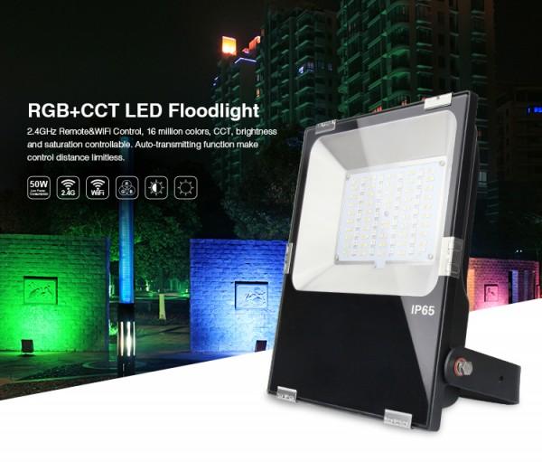 Synergy 21 LED Flächenstrahler 50W Funk und WLAN IP65 230V *MiLight*