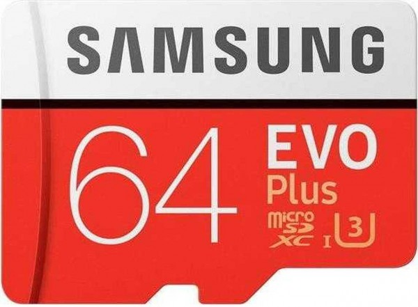Flash SecureDigitalCard (SD) 64GB *Samsung* microSDXC - UHS-I