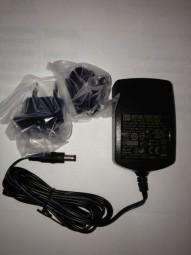 SNOM Ersatz Netzteil 5V / 2A EU Plug Only