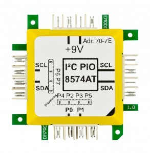 ALLNET Brick'R'knowledge 2x1 I2C Portextender