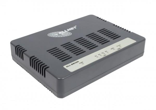 """ALLNET ISP Bridge Modem g.fast mit Supervectoring / Punkt-zu-Punkt Modem VDSL g.fast via 2-Draht managed Slave """"ALL-BM300"""""""