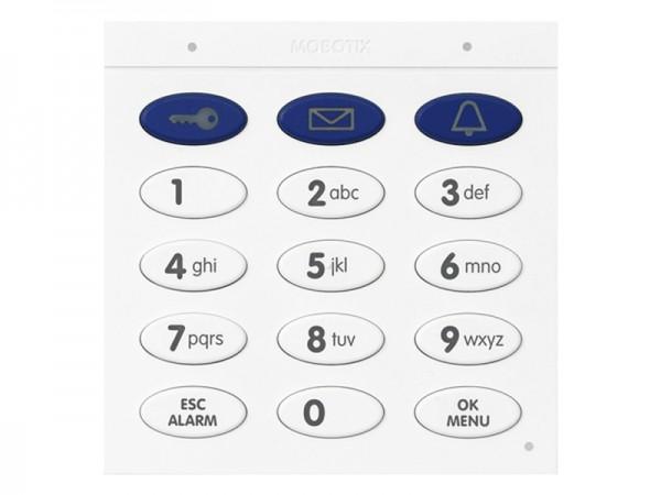 Mobotix Keypad mit RFID-Technik Mx-A-KEYC **weiß**