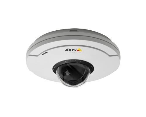 AXIS Netzwerkkamera PTZ Dome Mini M5055 HDTV 1080p