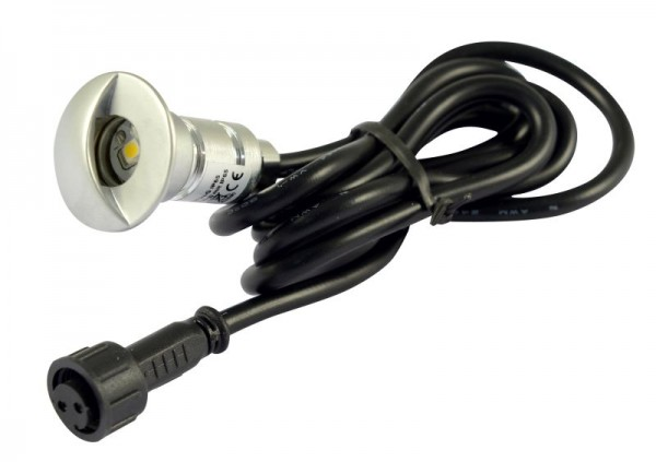 Synergy 21 LED Bodeneinbaustrahler ARGOS rund in-G IP65 ww 90°