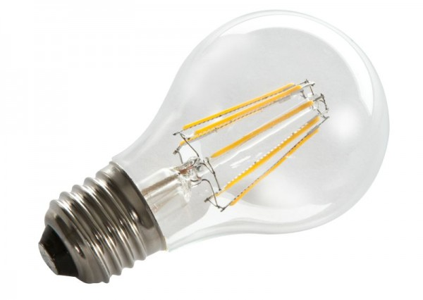 Synergy 21 LED Retrofit E27 Bulb 8W ww filament dimmbar