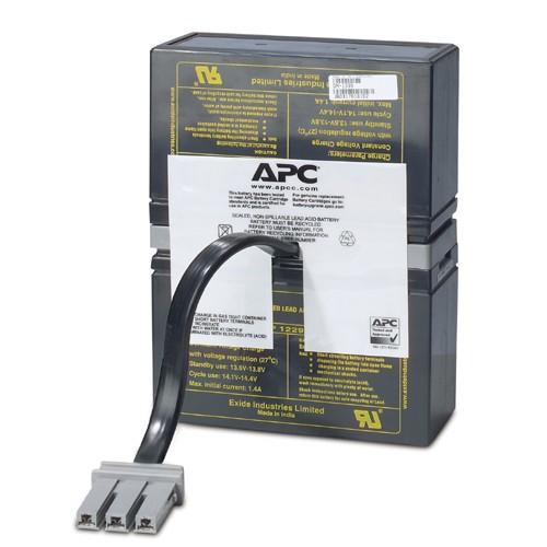 APC USV, zbh.RBC32 Ersatzakku für BR800/1000i,